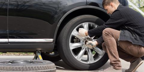 3 Ways to Prevent a Tire Blowout, Geneseo, New York