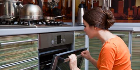 3 Ways a Gas Stove Makes Cooking Easier, Piedmont, Alabama