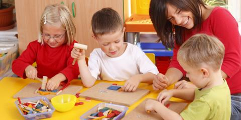 How Soon to Register for Preschool , Creve Coeur, Missouri