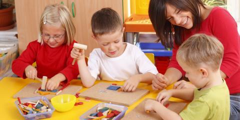 How Soon to Register for Preschool , Creve Coeur, Missouri