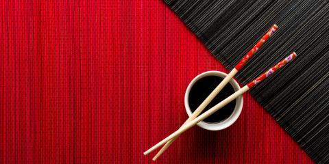 3 Steps for Using Chopsticks When Eating Chinese Food, Fairbanks, Alaska