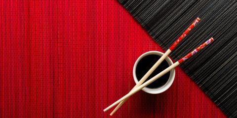 3 Steps for Using Chopsticks When Eating Chinese Food, Fairbanks, Alaska