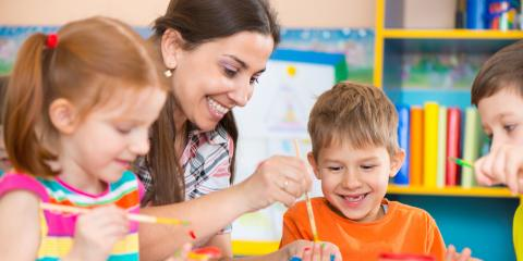 Top 5 Duties of Child Care Providers, High Point, North Carolina