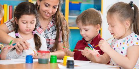 3 Ways to Foster Creativity in Kids, Montgomery, Ohio