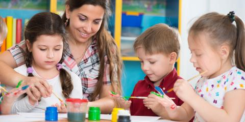 How to Prepare Your Child for Preschool, Rochester, New York