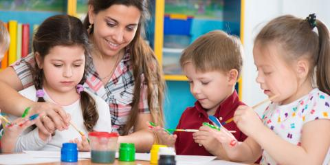 3 Key Developmental Milestones for Preschoolers, Mendon, New York