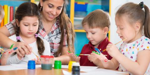 5 Reasons to Enroll Your Child in a Pre-K Program, Westport, Connecticut