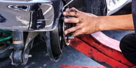 4 Signs of Damaged Car Brakes, Greensboro, North Carolina