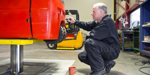 3 Common Forklift Problems, South Plainfield, New Jersey