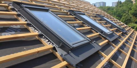 5 Reasons Why You Should Have a Roofing Contractor Install a Skylight in Your Home, Kearney, Nebraska