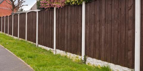 3 Tips to Extend the Life of Wood Fencing, Fargo, North Dakota