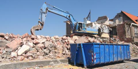 What Is a Roll-Off Dumpster?, Eleele-Kalaheo, Hawaii