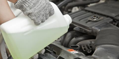 How to Tell If a Car Needs Antifreeze, Green, Ohio