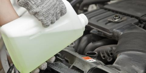 Why It's Important to Keep Coolant in Your Radiator, Honolulu, Hawaii