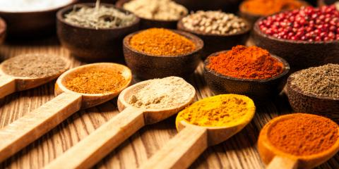 5 Popular Spices Used in Authentic Mediterranean Food, Ballwin, Missouri