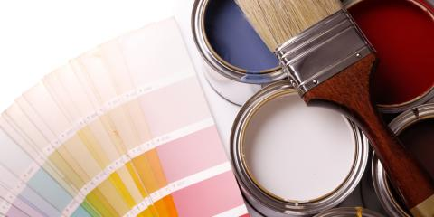 Residential Painting Contractor Shares How Paint Color Boosts Home Value, Jamestown, New York