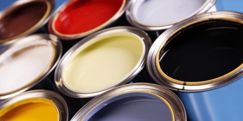 3 Popular Interior Paint Colors & the Moods They Evoke, Sherwood, Arkansas