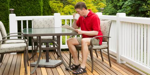 Top 4 Wood Options for Your New Deck, Port Jervis, New York