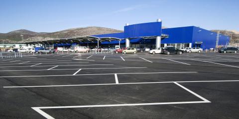 3 Reasons to Repair Your Parking Lot , Coweta, Oklahoma