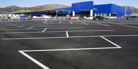 4 Asphalt Parking Lot Maintenance Tips, Anchorage, Alaska