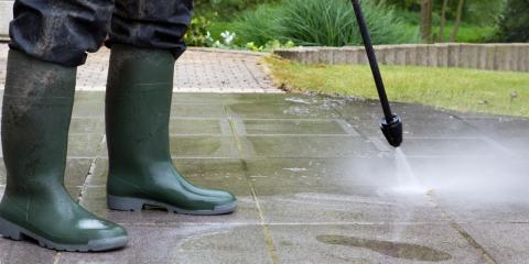 Should I Choose a Cold Water Pressure Washer?, Hooks, Texas