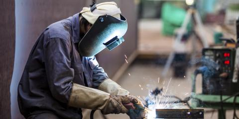 What's the Difference Between Gas Metal Arc & Gas Tungsten Arc Welding?, Waynesboro, Virginia