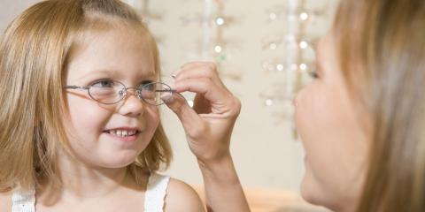 Eye Exams & More: 4 Child Eye Care Tips , Lexington-Fayette, Kentucky