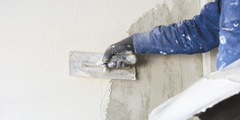 What's the Difference Between Stucco & Plaster Walls?, St. Louis, Missouri