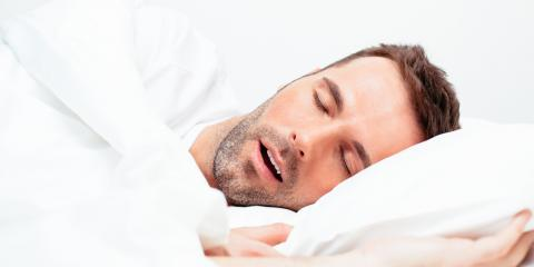 How to Prevent Dry Mouth as You Sleep, High Point, North Carolina