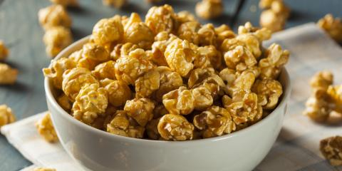 What Should You Know About Caramel, Butterscotch, and Toffee Popcorn?, Lander, Wyoming