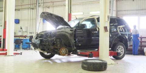 5 Stages of the Auto Body Repair Process, North Haven, Connecticut