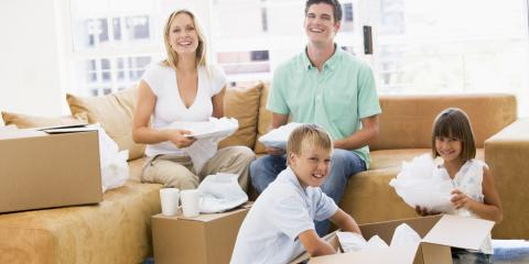 Top Cincinnati Moving Company Offers 3 Tips for Unpacking Boxes, Cincinnati, Ohio