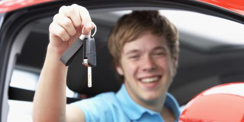 How to Keep Auto Insurance Rates Low for Your Teen Driver, Geneseo, New York