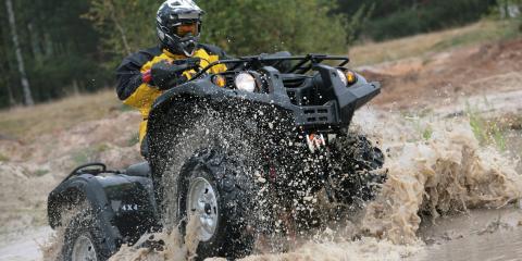 Safety Tips for Riding an ATV in the Rain, Homer, Alaska