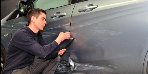 3 Types of Damage That Auto Body Shops Repair, La Crosse, Wisconsin