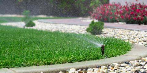 How to Irrigate Your Lawn Without Using Too Much Water, Pittsford, New York