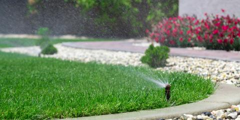 3 Lawn Sprinkler Maintenance Tips, Cincinnati, Ohio