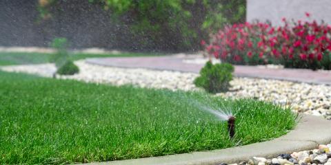 When Should I Schedule Irrigation Repair?, Elberta, Alabama