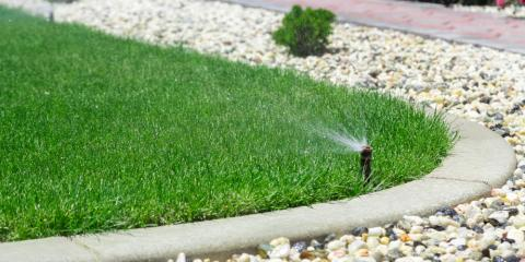Everything to Know About Underground Sprinkler Systems, Lincoln, Nebraska