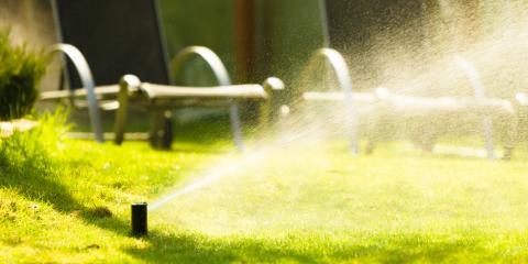 Determining the Best Sprinkler System for Your Yard, Victoria, Alabama