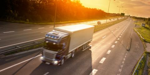 3 Tips for Avoiding Auto Accidents With Trucks, Somerset, Kentucky