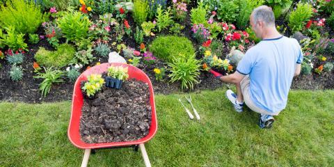 3 Essential Steps for Planting a Flower Bed, Danley, Arkansas