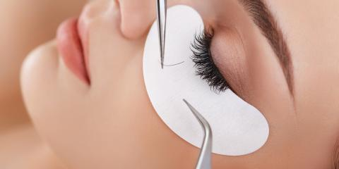 4 Professional Eyelash Extension Styles , Honolulu, Hawaii