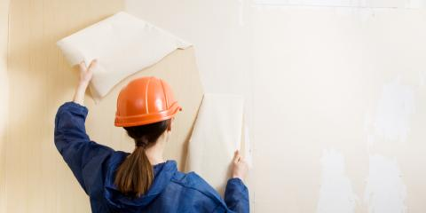 The Benefits of Hiring a Professional for Wallpaper Removal, St. Paul, Minnesota