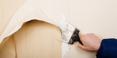 3 Reasons to Hire a Professional Painter to Remove Your Wallpaper, Columbus, Ohio