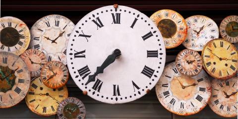What Is an Atmos Clock?, Mason, Ohio