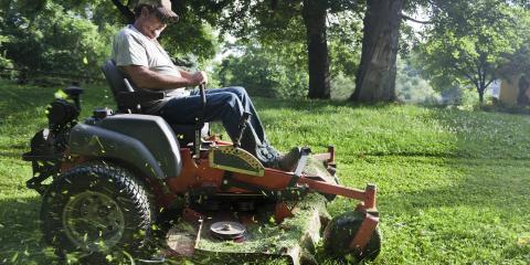 What Is a Zero Turn Lawn Mower?, Jefferson, Missouri
