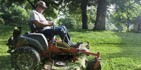 3 Signs Your Riding Mower's Starter Is Failing, De Kalb, Texas