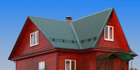 How to Decide Between Metal & Shingle Roofing, Weatherford Southeast, Texas
