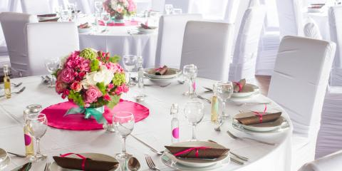 How to Decorate a Banquet Hall for Your Corporate Event, Lake St. Louis, Missouri